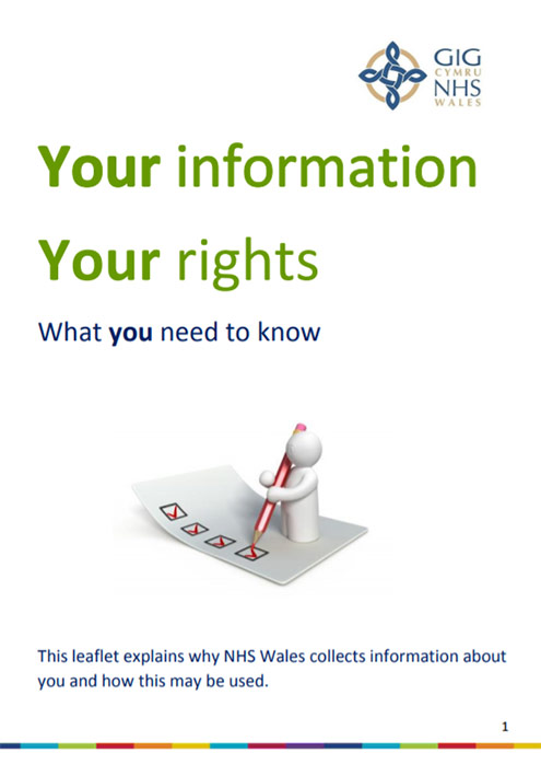 Your Information Your Rights Booklet
